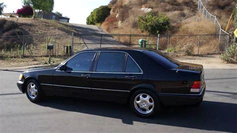 Über 400000 exemplare wurden hergestellt, bester beweis für die qualität sind mercedes w140, die heute noch jeden tag auf den straßen unterwegs sind und sich innen wie außen immer noch auf neuwagenniveau befinden. MINT 1996 Mercedes Benz S500 W140 S600 Saloon For Sale - YouTube
