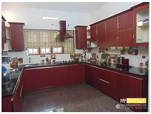 latest kitchen design kerala in modular inteior designing With new model kitchen design kerala