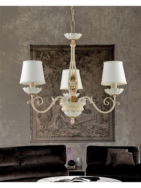 wrought iron ls contemporary white wrought iron chandelier and porcelain
