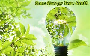 Energy Saving Save the Earth
