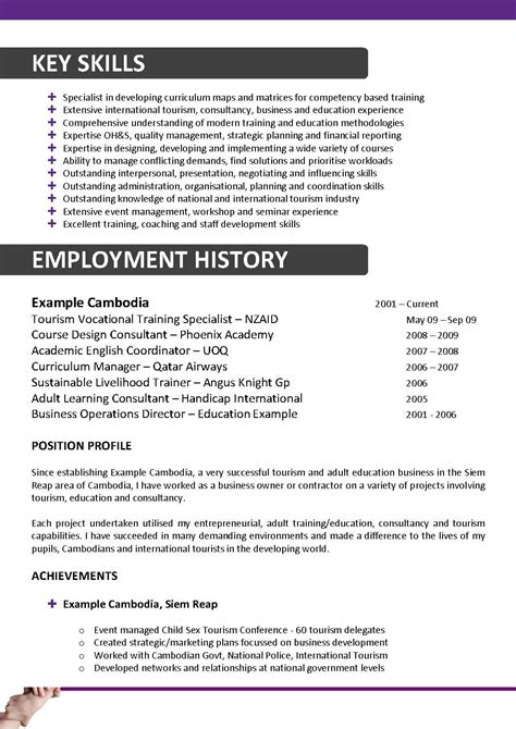 Painting Resume Profiles by We Can Help With Professional Resume Writing Resume Templates Selection Criteria Writing