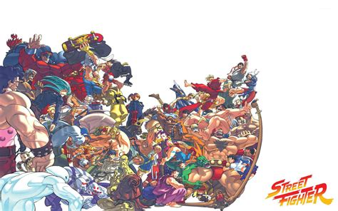 Street Fighter Wallpaper  Game Wallpapers #27594