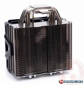 Cooler Master TPC-612 review: cheaper TPC-800 CPU cooler