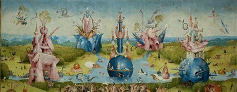 Der Garten Der Lüste Buch by Kunst Mit Hieronymus Bosch Durchs Jahr 2016 Diesmal