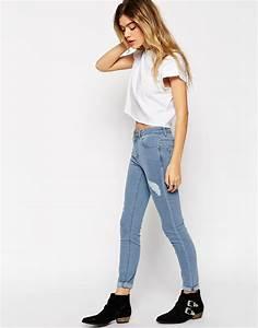 2016 Wholesale Price Jeans Women Slim Fit Custom Design Ladies Jeans Top Design - Buy Ladies ...