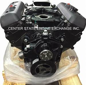Reman Gm 4 3l  V6 Vortec Marine Engine W   4bbl Intake  Replaces Merc 1997