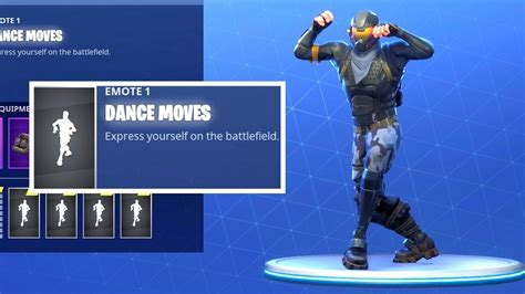 fortnite dance dance moves  hour youtube