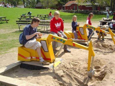 diggers  excavator  kids quality park rides