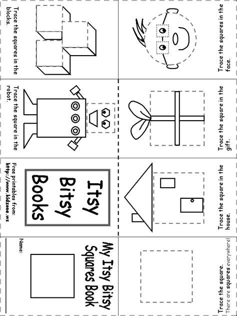 SHAPES MINI BOOK   learningenglish-esl