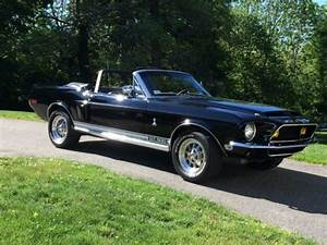 1968 Mustang GT390 convertible for sale - Ford Mustang GT 390 1968 for sale in Kingston ...