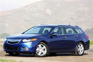 2011 Acura TSX Sport WagonFirst Drive Photo Gallery