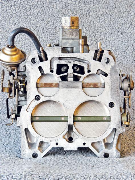 Rochester Quadrajet Carburetor Quotient