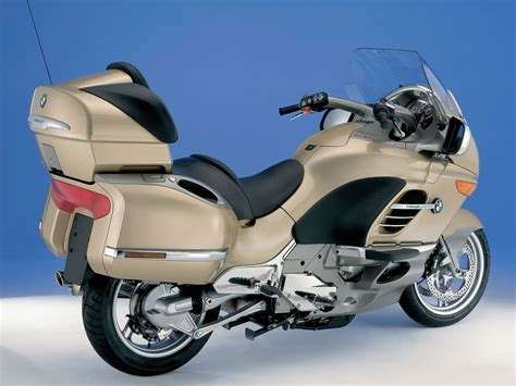 2004 Bmw K1200lt Motorcycle Wallpaper