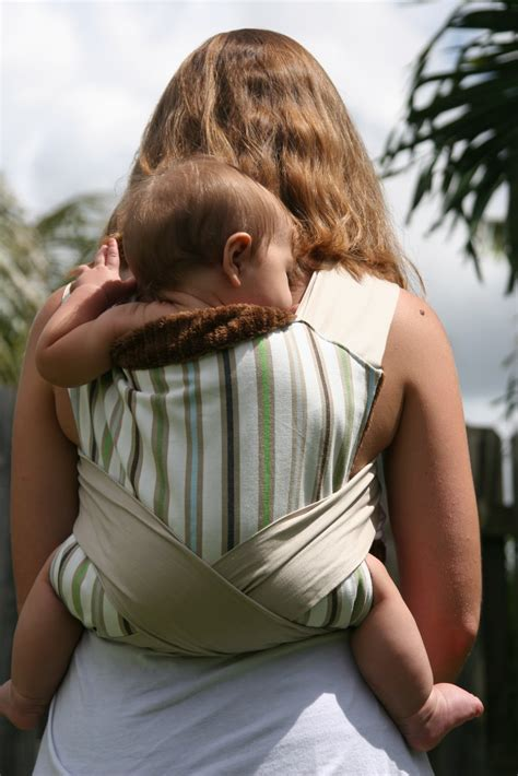 My babywearing journey: discovering the Mei Tai carrier ...