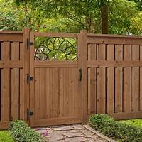 fence gate design Best 25+ Fence gate design ideas on Pinterest | Wood fence gates, Wood fence gate designs and ...
