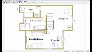 Wiring Your Basement Basement Electric Design Plan