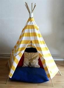 Tente Interieur Enfant : comment fabriquer un tipi 60 id es pour une tente indienne sympa ~ Teatrodelosmanantiales.com Idées de Décoration