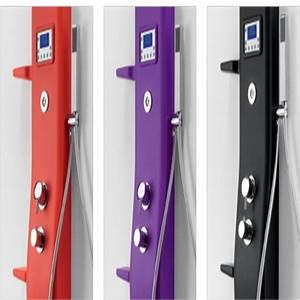 Colonne De Douche Design : colonne de douche design etoile 55x21x60cm ~ Preciouscoupons.com Idées de Décoration
