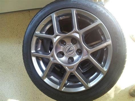Sold 2008 Tl Type S Wheels Rims And Tires