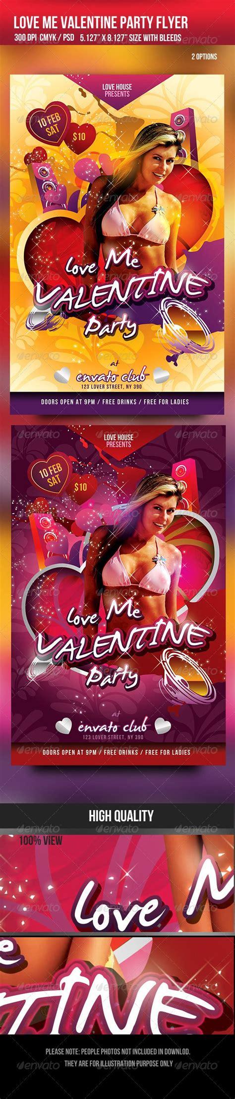 Valentine Invitation Template