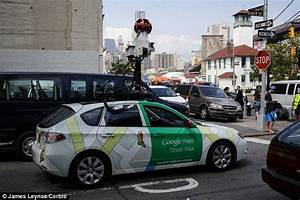 Google Street View Car : is apple developing a google street view rival daily mail online ~ Medecine-chirurgie-esthetiques.com Avis de Voitures
