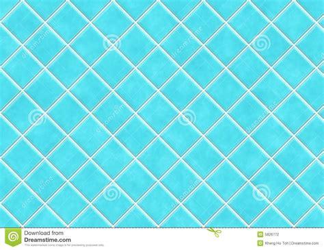 azulejos azules del cuarto de bano stock de ilustracion