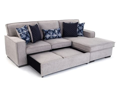 Discount Sofa Sleeper by Playscape Left Arm Facing Sectional Sleeper Sofas