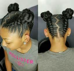 Easy Hairstyles for Little Girls Natural Hair