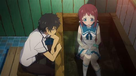 Anime Cinta Bertepuk Sebelah Tangan Review Nagi No Asukara Anime Cinta Bercabang Cabang