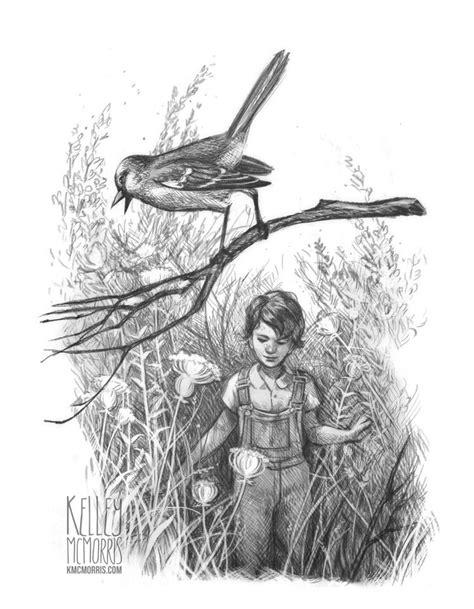 To Kill A Mockingbird by kelleybean86 on @DeviantArt | Mocking birds, Mockingbird tattoo, Art
