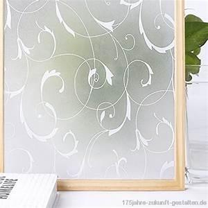 Dusche Folie Glas : homein milchglasfolie sichtschutzfolie fensterfolie klebefolie selbstklebend fenster sichtschutz ~ Frokenaadalensverden.com Haus und Dekorationen
