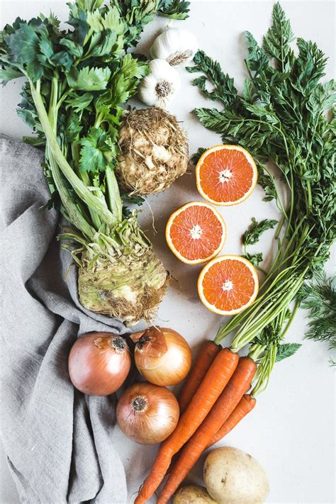 root vegetables winter pot citrusy orange am together carrots few potatoes why leave cooking dish celery foolproofliving juice