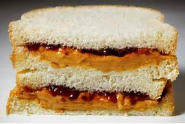 Now peanut butter and jelly is    racist     Peanut Butter And Jelly
