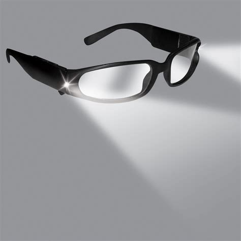 safety glasses with led lights craftsman long life led lighted safety glasses