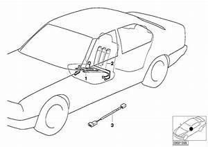 Bmw 525i Heater Element Seat  120 W  Heating  Interior