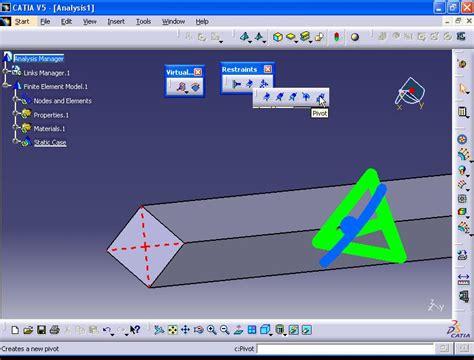 product design engineering virtual parts  catia