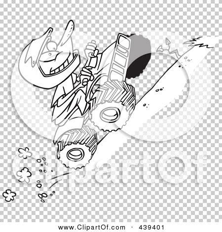 Free ATV Clip Art Black and White