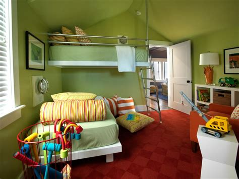 How To Decorate A Mans Bedroom by Boys Room Ideas And Bedroom Color Schemes Hgtv
