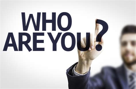 Who Are You?  Joseph Company Global