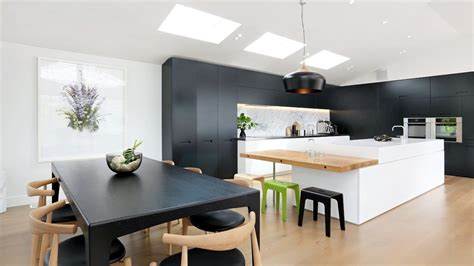 black contemporary floor l modern kitchen designs ideas for small spaces youtube