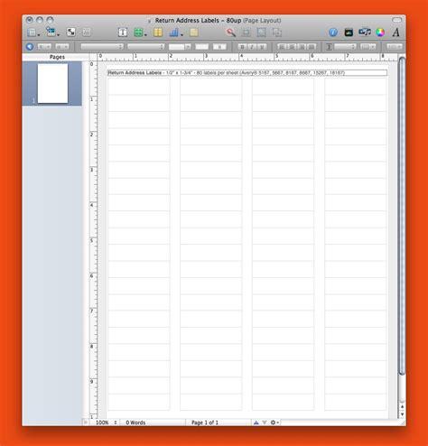 Avery 8167 Template For Word avery 8167 template for word calendar templates