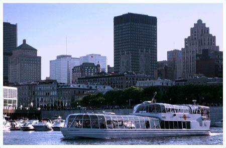 Bateau Mouche Quebec City by Le Bateau Mouche In Montreal Quebec Canada Sailing
