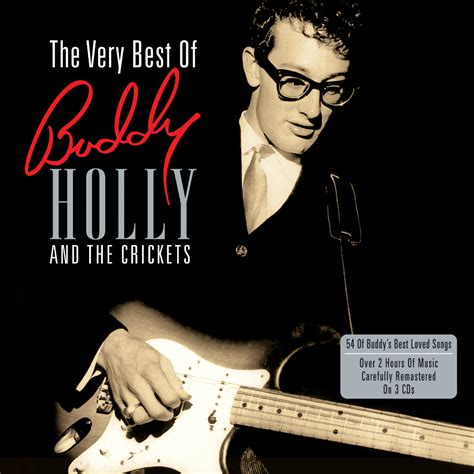 Buddy Holly  Music Fanart Fanarttv