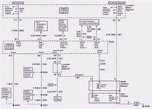 2005 Chevy Monte Carlo Radio Wiring Diagram