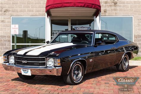 the chevelle ss chevy s classic muscle car from 1964 to