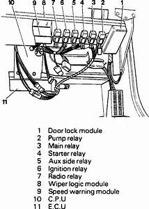 89 jaguar xj6 ignition won39t turn off i have replaced With diagram also jaguar headlight relay on 1986 jaguar xj6 relay diagram