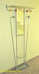 Porte Manteau Vintage : ancien vestiaire annee 60 chrome porte manteau vintage sixties design vintage pinterest ~ Teatrodelosmanantiales.com Idées de Décoration