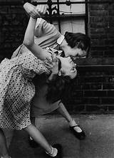 Black and white lesbian couple