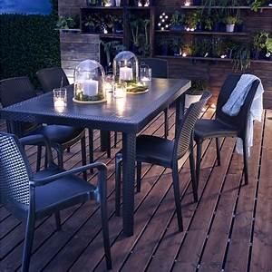 salon de jardin boheme gris anthracite leroy merlin for jardin boheme - Salon De Jardin Le Roy Merlin