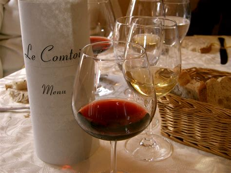 cuisine baron wine
